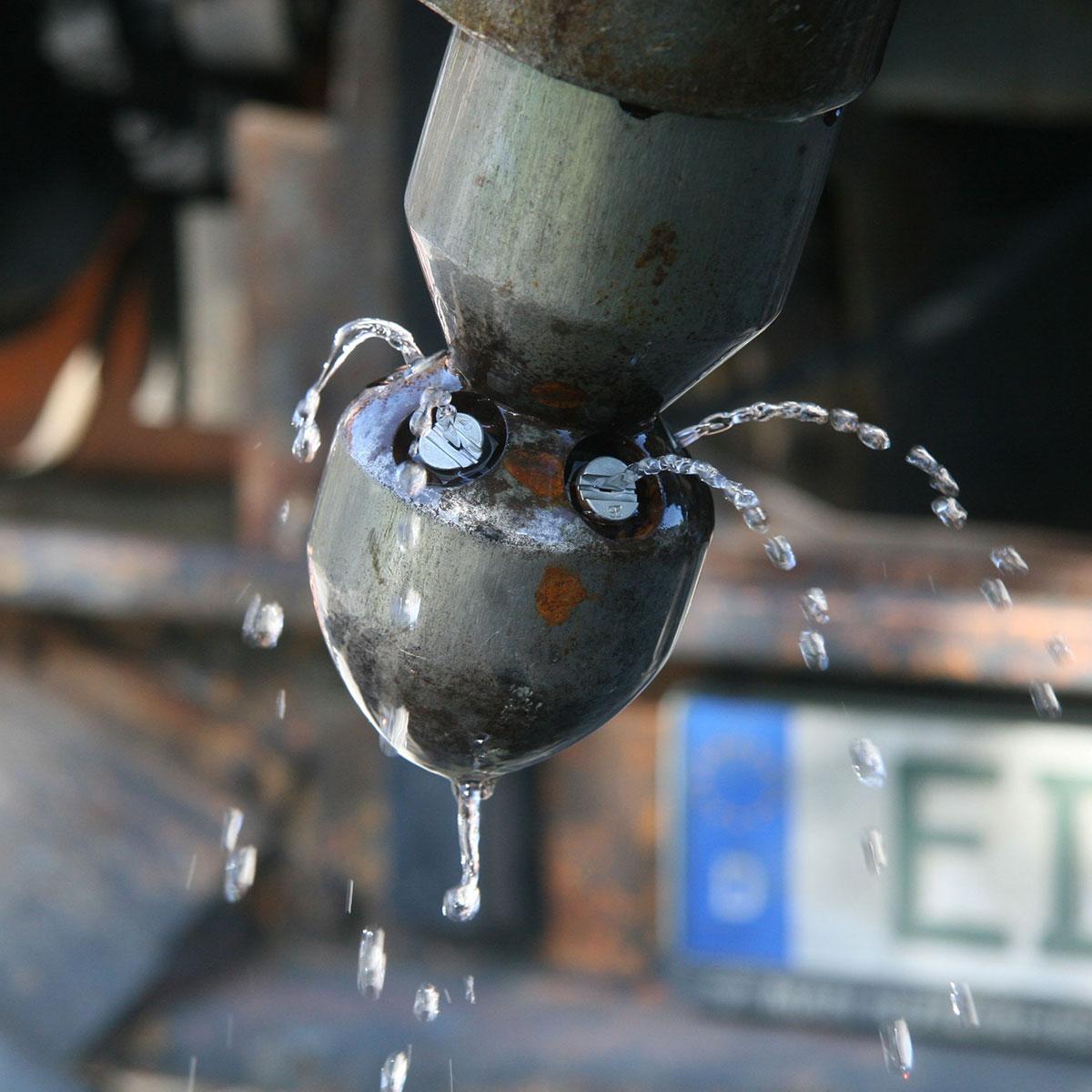 Kanal Rohrreinigung Foto